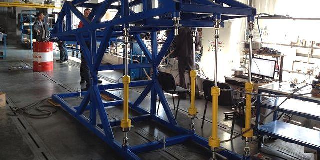 Оборудование для испытательных стендов